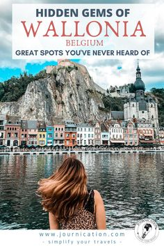 4 day Wallonia / Belgium road trip route |  You're looking for beautiful old towns, nature and castles? In this Travel Guide you find all travel Europe Destinations, Europe Travel Tips, Amazing Destinations, Travel Guides, Traveling Europe, Reisen In Europa, Travel Belgium, Belgium Europe, Cool Places To Visit