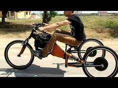 Electric Kart, Electric Bike Review, Electric Trike, Cargo Bike, Moto Bike, Ford F50, Muebles Estilo Art Nouveau, 4 Wheel Bicycle, Diy Go Kart