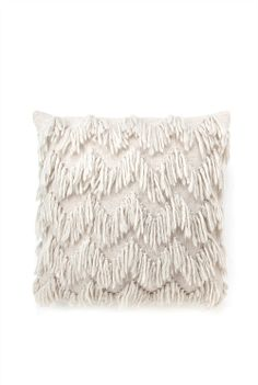 Eskil Cushion, fringe pillow