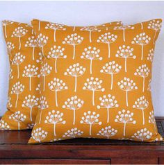 Pillows made from The Premier Collection by Lotta Jansdotter  http://www.etsy.com/listing/92704744/lotta-jansdotter-spring-buds-in-deep?ref=sr_list_31=_includes%5B0%5D=tags_search_query=lotta+jansdotter+echo_ref=related_page=1_search_type=all_facet=