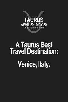 Taurus=Italy
