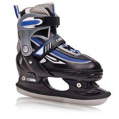 10. Lake Placid Metro Boy's Adjustable Ice Skate