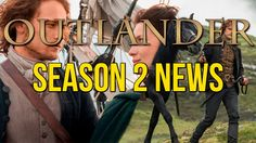 Outlander season 2 News: Jamie & Claire's daughter & more! - YouTube