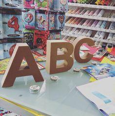 #abc #alphabet #pappbuchstaben #schulanfang #schulstart