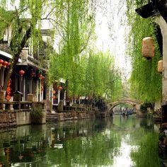 http://arquiteturando.com/    Inspire-se: Zhouzhuang na China