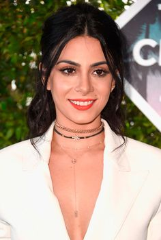 Emeraude Toubia. #makeup #inspiration