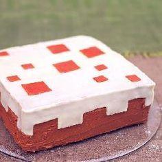 Wenn Kinder im Minecraft Fieber sind, dann kann man ganz einfach diesen Minecraft Kuchen backen. Eine genaue Anleitung, wie man den Kuchen backt und Rezept finden Sie auf Allrecipes Deutschland: http://de.allrecipes.com/rezept/16827/minecraft-geburtstagskuchen.aspx Minecraftkuchen, Geburtstagskuchen, Kinder
