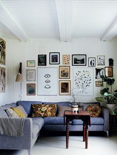 Interior styling for A/W with Selina Lake's Winter Living