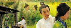 《风中奇缘》曝画册 彭于晏刘诗诗胡歌三角恋