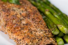 Here's a video showing you how to make it: | This Almond-Crusted Parmesan Salmon Is The Perfect Dinner For Two