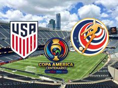 USA 4 Costa Rica 0 in 2016 in Chicago. The US bounced back to win this game in style. It was America all the way in this Group A game at Copa America.