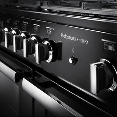 Falcon is passionate about the small details. They make all the difference. #Professional+FX100 #Falcon #FalconAustralia #AndiCoAustralia #cooker #kitchen #food #design #cooking #baking #oven #black #StainlessSteel