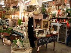 Vintage Markets,  Monticello Antique Marketplace