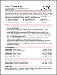 Functional Resume Layout Renee Burke Burke2650 On Pinterest