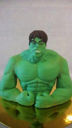 tutorial hulk fondant - Buscar con Google