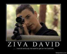 ziva david by LoveEdElric.deviantart.com