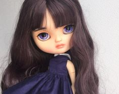 OOAK Custom Blythe doll Laila