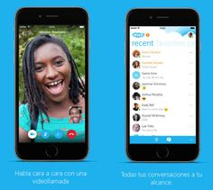 Skype para iPhone se actualiza con bastantes mejoras y novedades