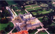 Lednice-Valtice Cultural Landscape, Czech Republic.