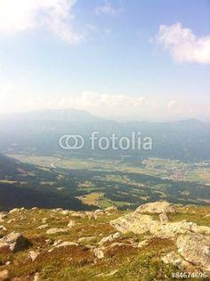 #View To #Drautal From Mt. #Mirnock @fotolia @fotoliaDE #fotolia @carinzia #ktr15 #nature #landscape #Austria #Carinthia #outdoor #season #summer #spring #holidays #vacation #hiking #bluesky #sunny #stock #photo #portfolio #download #royaltyfree