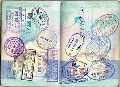 1st: Get a new passport 2nd: Fill it up & insist on stamps, because going to Europe & not getting stamped really pissed me off.