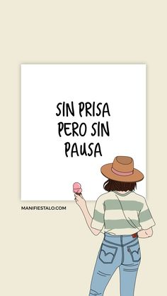 Inspirational Phrases, Motivational Phrases, Me Quotes, Funny Quotes, Positive Phrases, Postive Quotes, Coaching, Pretty Quotes, Spanish Quotes