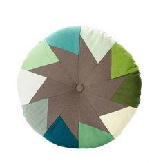 Ferfera Cushion - Green