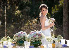 Photos by Sweet Events. Girls Dresses, Flower Girl Dresses, Romantic Love, Real Weddings, Events, In This Moment, Wedding Dresses, Sweet, Flowers