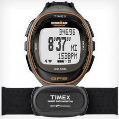 Timex GPS #running #watch