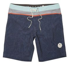 8c7cf5098b3 Vissla Congos Boardshort - Dark Denim Surf Brands