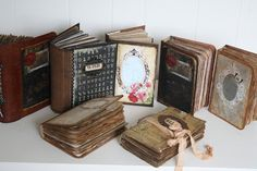 The Paper Addiction: My Journals for Sale