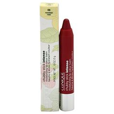 Clinique Womens Chubby Stick Intense Moisturizing Lip Color Balm  06 Roomiest Rose 010 Ounce -- Check out the image by visiting the link.