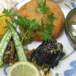 健康食工房 たかの - 料理写真:コーフーハンバーグ マクロビオティック