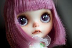Mochi Blythe By MeiMei IFlickr - Photo Sharing!