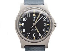 CWC G10 Watch - FATBOY – 1980 (SOLD) Smart Watch, Quartz, Military, Watches, Accessories, Smartwatch, Wristwatches, Clocks, Military Man
