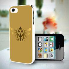 Zelda Triforce Logo Game design for iPhone 5 case