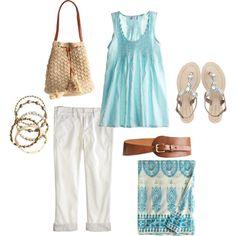 beachy teal