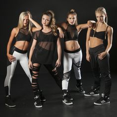 Top 9 Hip Hop Dance Costume Trends - Check out the full list on The Line Up's blog!