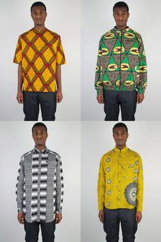 Men's fashion by Y'OH