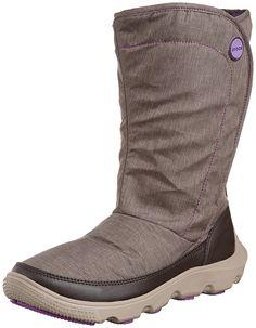 be9e1944464e9e crocs Duet Busy Day Winter Boot W Damen Stiefel