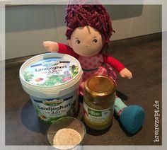 Frühstücksbrei ist ein gesundes Frühstück für Babys ab 10 Monaten und ersetzt die Stillmahlzeit am Morgen: Rezept zum Frühstücksbrei selber machen
