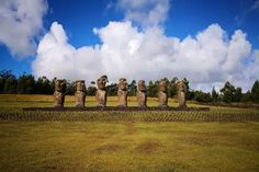 Easter Island The Pacific - Photonary Easter Island, World Heritage Sites, Vineyard, Outdoor, Travel, Europe, Yellow Fever, Air Flight Tickets, Continents