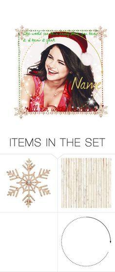 """""""Open Icon! --Special: Christmas--Selena Gomez♥"""" by sabristyles22 ❤ liked on Polyvore featuring art"""