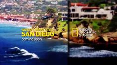"National Geographic Channel's (NGC) ""World's Smart Cities: San Diego"" documentary is an unprecedented exploration of the U.' largest city where technol. National Geographic Channel, San Diego Living, Smart City, 21st Century, Documentary, Innovation, Cities, Dream Wedding, Environment"
