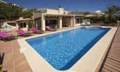 Rental villa Altea : 6 people, view sea and mountains, private swimming pool - ALT604 - BUEN LUGAR - Villas du Monde