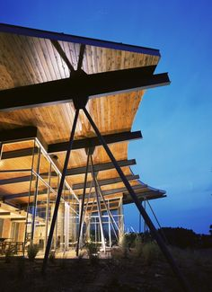 Trahan Ranch in Texas \/ Patrick Tighe Architecture...