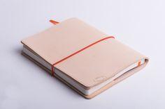 Okładka do notesu lub kalendarza A5 - PracowniaWarszawa - Notatniki