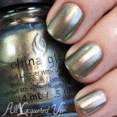 Gone Glamping - China Glaze Fall 2015 – The Great Outdoors Swatches & Review