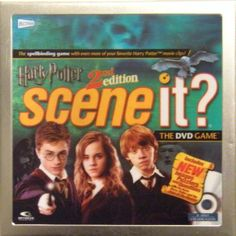 Harry Potter 2nd Edition Scene It? Th... $10.98