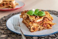 Jednoduché lasagne so zeleninou Tofu, Quinoa, Smoothies, Ethnic Recipes, Diet, Lasagna, Smoothie, Smoothie Packs, Fruit Shakes